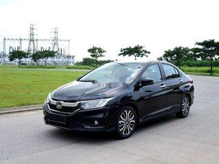 Cần bán lại xe Honda City sản xuất 2019, màu đen, xe nhập đẹp như mới, giá chỉ 490 triệu