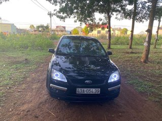 Bán xe Ford Focus đời 2007, màu đen số sàn