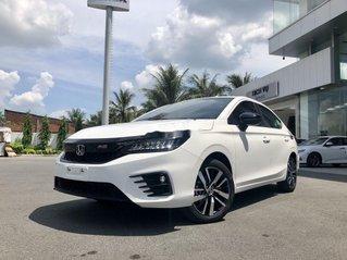 Bán xe Honda City đời 2021, màu trắng, giá chỉ 529 triệu