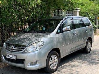 Bán Toyota Innova năm sản xuất 2008, màu bạc chính chủ