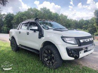 Cần bán Ford Ranger 2015, màu trắng, nhập khẩu chính chủ