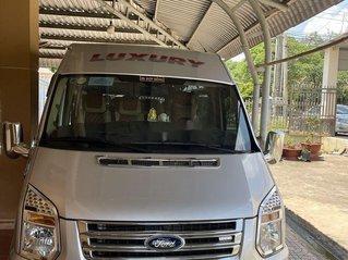 Bán Ford Transit sản xuất 2020, màu bạc, nhập khẩu chính chủ, 600tr