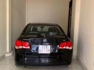 Cần bán xe Daewoo Lacetti sản xuất năm 2010, màu đen, xe nhập