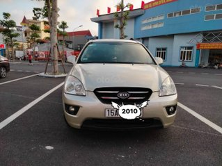 Bán Kia Carens sản xuất 2010, màu vàng cát