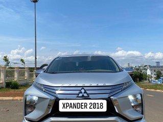 Bán xe Mitsubishi Xpander sản xuất năm 2018, màu bạc còn mới