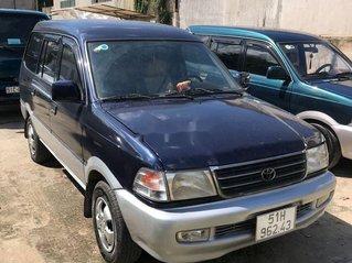 Bán ô tô Toyota Zace năm 2000, màu xanh lam còn mới, 135tr