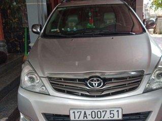 Cần bán gấp Toyota Innova năm 2008 còn mới