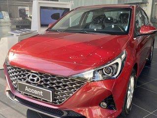 [Hyundai Gia Định] Bán Hyundai Accent 2021 1.4 AT - Giảm 10 triệu - tặng full phụ kiện - có đủ màu - giao xe toàn quốc