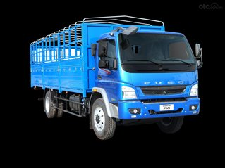 Xe tải Thaco Bình Định - Phú Yên Mitsubishi Fuso FA140l tải trọng 6.5 tấn, thùng dài 6.1m