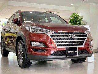[Hyundai Gia Định] bán Hyundai Tucson 2021 - giảm 35 triệu - tặng full phụ kiện - có đủ màu - giao xe toàn quốc