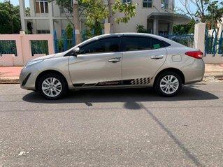 Bán ô tô Toyota Vios E MT đời 2020, màu xám còn mới, giá 445tr