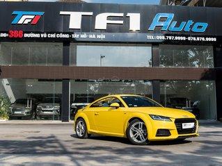 Bán xe Audi TT S Line sản xuất 2017 đăng ký 2018 xe nhập, quá mới, máy móc nguyên bản 100%