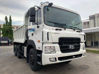 Xe ben lớn Hyundai HD270 10 khối 12.5 tấn xe nhập ga điện