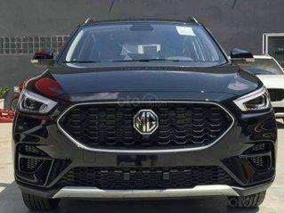 Cần bán MG ZS 2021, màu đen, nhập khẩu nguyên chiếc, giá chỉ 519 triệu