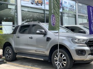 Ford Ranger Wildtrak 12/2019, xe chính hãng bán và bảo hành