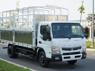 Xe tải Mitsubishi Fuso 3.5 tấn thùng dài 5.2 mét 2021