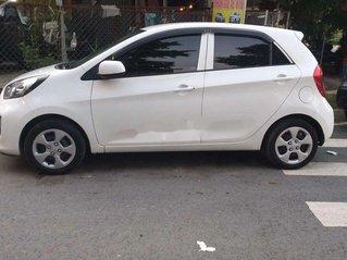 Bán ô tô Kia Morning năm 2018, màu trắng còn mới