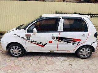 Bán xe Daewoo Matiz năm 2003, màu trắng chính chủ