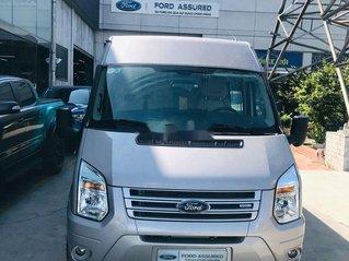 Bán Ford Transit sản xuất năm 2019, màu bạc còn mới