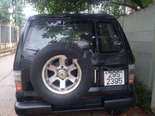 Cần bán xe Isuzu Trooper 2002, màu đen