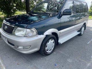 Cần bán lại xe Toyota Zace sản xuất 2005, hai màu