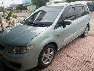 Xe Mazda Premacy năm sản xuất 2004, màu xanh lam