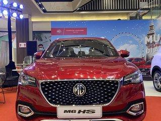 [ MG Bình Dương ] MG HS giảm giá tiền mặt tới 50 triệu, tặng phụ kiện + Camera hành trình chính hãng