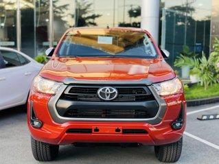 Toyota Hilux 2.4AT 4x2, ưu đãi lớn, liên hệ ngay