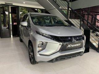 Toàn quốc thanh lý Mitsubishi Xpander MT 2020 bạc mới chưa đăng ký 100%