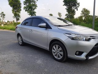 Bán Toyota Vios E sản xuất năm 2017