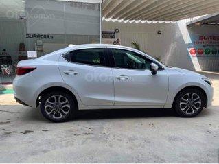 Bán ô tô Mazda 2 sản xuất năm 2019, màu trắng còn mới