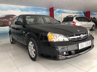 Bán ô tô Daewoo Magnus đời 2007, màu đen, giá chỉ 150 triệu