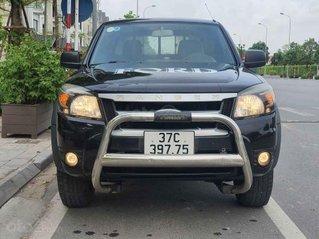 Cần bán gấp Ford Ranger đời 2011, màu đen
