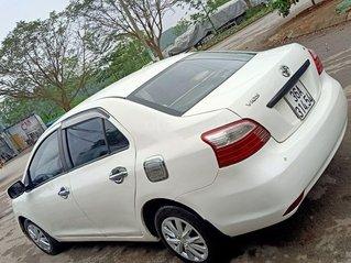 Bán xe Toyota Vios năm sản xuất 2009, màu trắng