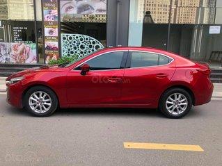 Bán Mazda 3 đời 2019, màu đỏ, xe nhập