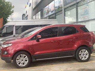 Ford Ecosport Titanium 2016, xe chính hãng bán và bảo hành, 1 chủ