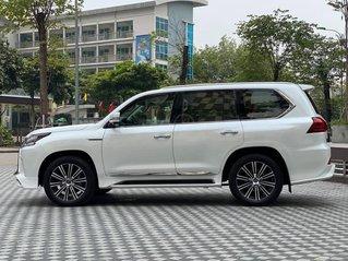 Bán Lexus LX 570 năm sản xuất 2020, màu trắng, nhập khẩu nguyên chiếc