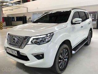 Cần bán Nissan Terra 2.5L V 4x4 năm 2018, màu trắng, xe nhập còn mới
