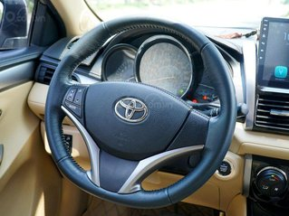 Bán Toyota Vios 1.5G sx 2017 1 chủ từ đầu, xe còn rất mới
