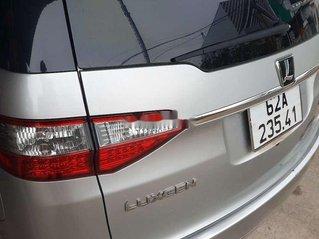 Cần bán Luxgen 7 MPV năm 2011, màu bạc, nhập khẩu nguyên chiếc