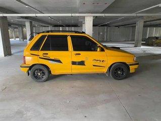 Bán xe Kia CD5 sản xuất năm 2004, màu vàng chính chủ