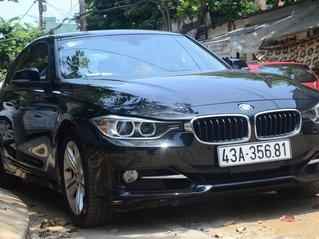 Bán BMW 320i 2012, màu đen, nhập khẩu nguyên chiếc chính chủ