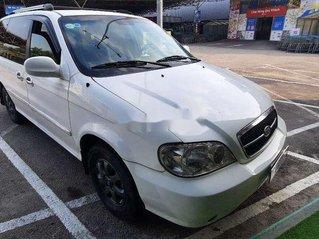 Bán ô tô Kia Carnival năm sản xuất 2006, màu trắng, xe nhập, 162 triệu