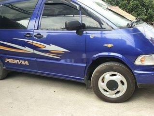 Cần bán Toyota Previa đời 1991, màu xanh lam, nhập khẩu nguyên chiếc, 125tr