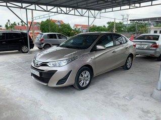 Bán Toyota Vios 1.5 năm 2018, màu bạc chính chủ giá cạnh tranh