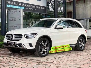 Cần bán gấp Mercedes GLC 200 đời 2021, màu trắng