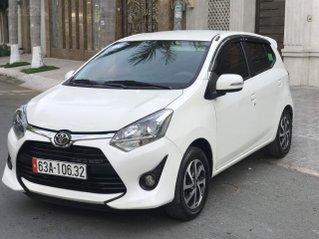 Cần bán Toyota Wigo 1.2AT năm sản xuất 2019 xe gia đình, giá chỉ 340 triệu