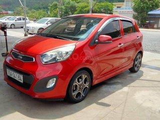 Cần bán xe Kia Morning năm sản xuất 2011, màu đỏ