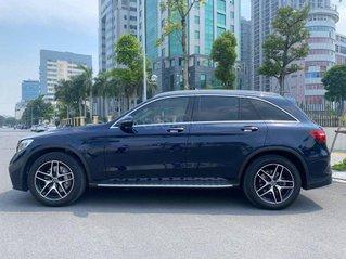 Bán ô tô Mercedes GLC 300 4Matic đời 2020, màu xanh lam, nhập khẩu nguyên chiếc