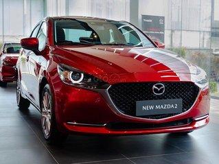 Bán xe Mazda 2 Sx 2021, xe sẵn giá tốt nhất TPHCM, hỗ trợ bank